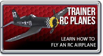 RC Trainer Planes