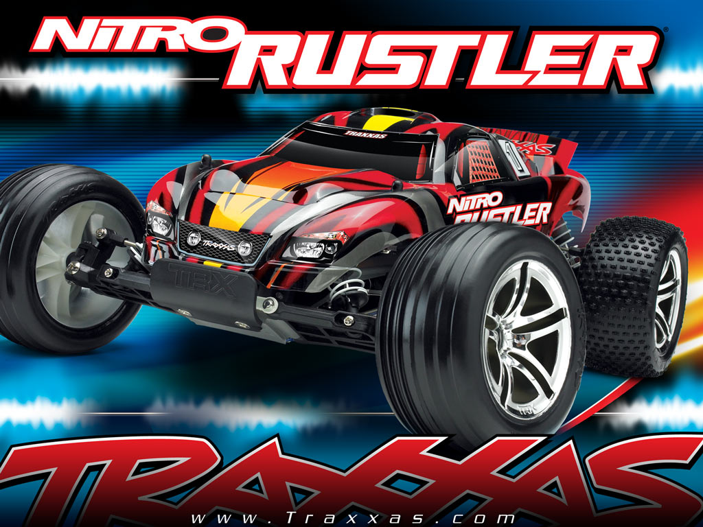 Traxxas Nitro Rustler 1 10 Scale 2wd Stadium Truck Rc Car Parts Diagram
