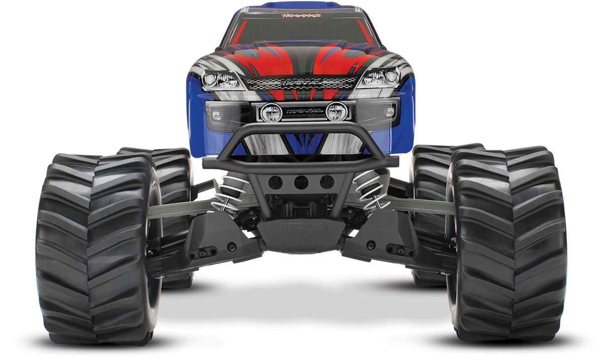 Stampede Brushed Rc Monster Truck