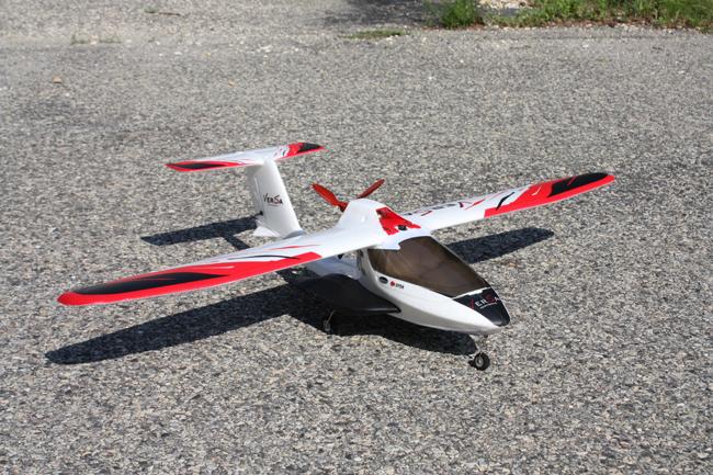Player error - Versa Hybrid Rc Electric Airplane