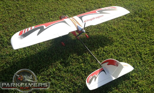 from Parkflyers RC - Wing Dragon 500 RTF RC Plane